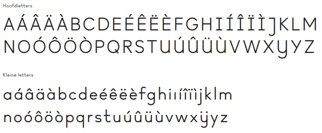 Ideaal lettertype voor taalonderwijs downloaden
